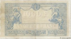1000 Francs type 1862 Indices Noirs FRANCE  1878 F.A41.14 TTB