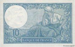 10 Francs MINERVE FRANCE  1926 F.06.10 SUP