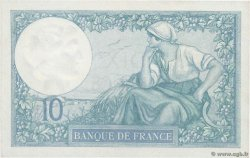 10 Francs MINERVE  FRANCE  1936 F.06.17 XF+