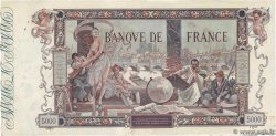 5000 Francs FLAMENG FRANCE  1918 F.43.01 aXF