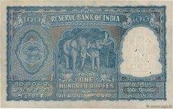 100 Rupees INDE  1949 P.041b TTB