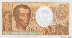 200 Francs MONTESQUIEU FRANCE  1992 F.70.12c SPL+