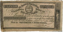 1 Peso  ARGENTINE  1829 PS.360a B