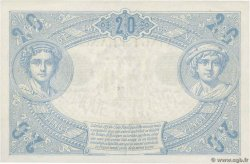20 Francs NOIR FRANCE  1874 F.09.01 XF+