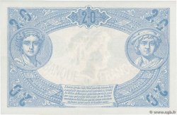 20 Francs BLEU FRANCE  1912 F.10.02 XF+