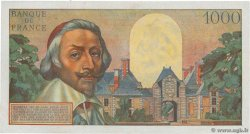 1000 Francs RICHELIEU FRANCE  1956 F.42.24 SPL+