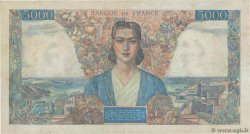 5000 Francs EMPIRE FRANCAIS  FRANCE  1944 F.47.07 TTB+