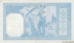 20 Francs BAYARD FRANCE  1917 F.11.02 SPL