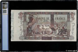 5000 Francs FLAMENG FRANCE  1918 F.43.01 VF+