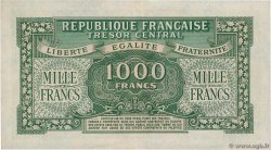 1000 Francs MARIANNE FRANCE  1945 VF.13.03 pr.SUP