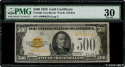 500 Dollars UNITED STATES OF AMERICA  1928 P.404 VF-