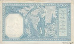 20 Francs BAYARD  FRANCE  1917 F.11.02 VF+