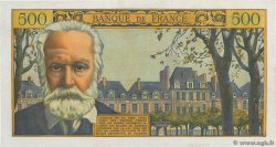 500 Francs VICTOR HUGO  FRANCE  1957 F.35.07 XF