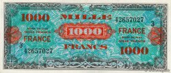 1000 Francs FRANCE  FRANCE  1945 VF.27.03 SUP