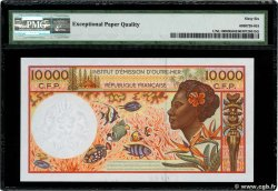 10000 Francs  POLYNESIA, FRENCH OVERSEAS TERRITORIES  2013 P.04 UNC