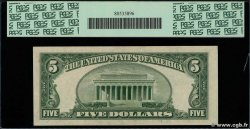5 Dollars Remplacement UNITED STATES OF AMERICA  1953 P.381cr AU-