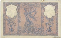 100 Francs BLEU ET ROSE FRANCE  1897 F.21.10 VF