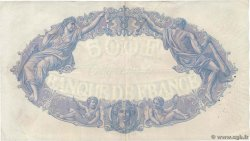 500 Francs BLEU ET ROSE  FRANCE  1920 F.30.24 TTB