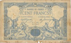 100 Francs type 1882 FRANCIA  1882 F.A48.01 RC+