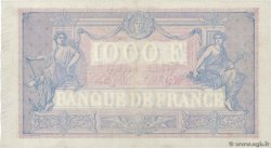 1000 Francs BLEU ET ROSE  FRANCE  1926 F.36.42 SUP