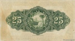 25 Francs  MARTINIQUE  1943 P.17 TTB+