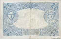 20 Francs BLEU  FRANCE  1912 F.10.02 XF