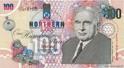 100 Pounds  NORTHERN IRELAND  1999 P.201 UNC-