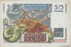 50 Francs LE VERRIER FRANCE  1951 F.20.18 XF