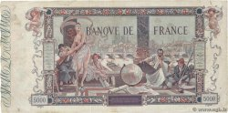 5000 Francs FLAMENG FRANCE  1918 F.43.01 TB
