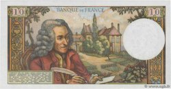 10 Francs VOLTAIRE  FRANCE  1963 F.62.01A1 NEUF