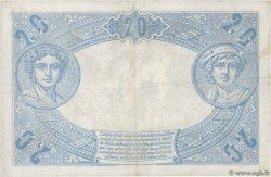 20 Francs BLEU FRANCE  1912 F.10.02 VF+