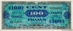 100 Francs FRANCE FRANCE  1945 VF.25.09 XF-