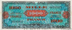 1000 Francs FRANCE Spécimen FRANCE  1945 VF.27.04Sp AU+