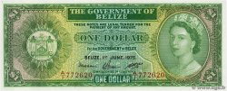 1 Dollar  BELIZE  1975 P.33b NEUF