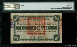 100 Coppers CHINA  1914 PS.2098 VF-