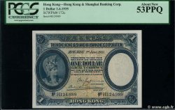 1 Dollar HONG KONG  1935 P.172c SUP+