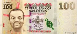 100 Emalangeni Remplacement SWAZILAND  2010 P.39a NEUF