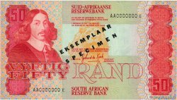 50 Rand Spécimen SOUTH AFRICA  1984 P.122as