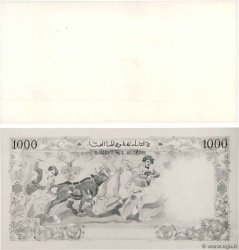 1000 Francs Photo ALGERIA  1945 P.(104p) q.FDC