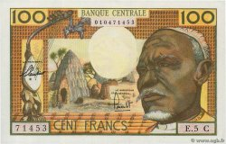 100 Francs  EQUATORIAL AFRICAN STATES (FRENCH)  1962 P.03c