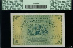100 Francs MARTINIQUE  1946 P.25 SPL