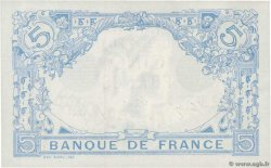 5 Francs BLEU  FRANCE  1916 F.02.46 SPL+