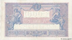 1000 Francs BLEU ET ROSE FRANCE  1916 F.36.30 TTB+