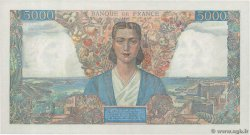 5000 Francs EMPIRE FRANÇAIS  FRANCE  1945 F.47.33 pr.SPL