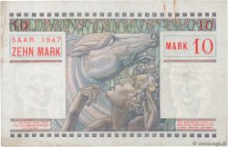 10 Mark SARRE  FRANCE  1947 VF.47.01 TB