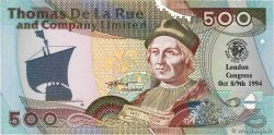 500 (Pounds) Test Note ANGLETERRE  1992