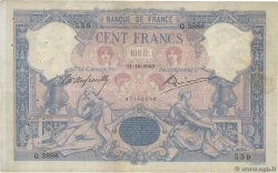 100 Francs BLEU ET ROSE  FRANCE  1903 F.21.17 pr.TTB
