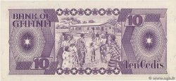 10 Cedis Remplacement GHANA  1984 P.23r NEUF