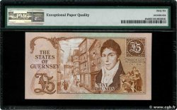 5 Pounds  GUERNESEY  1980 P.49a NEUF