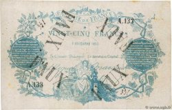 25 Francs type 1870 Clermont-Ferrand Faux FRANCIA  1870 F.A44.01x